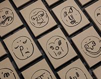 160 Faces by EKTA (ll'Editions)