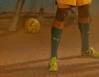 Puma Love = Football