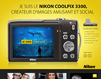 NIKON Coolpix - OPS