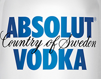 Absolut Blank by Absolut Vodka