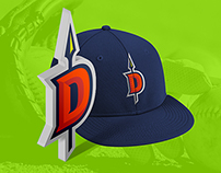 Dahalo Softball Club Graphic Identity