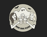 Ghost Story Podcast Logo