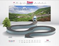 "Triage Logistics website ""G Road"" Ontario, Canada"