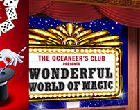 Set Design: Disney Cruise Line Oceaneer's Club