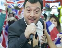 Tienda Inglesa - Fiesta de Gran Bretaña