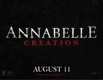 Annabelle Creation Alternative Movie Posters