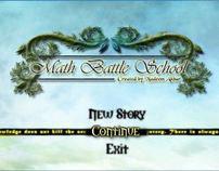 Math Battle School (Final Year Project)