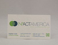 NPACT America | Identity Design