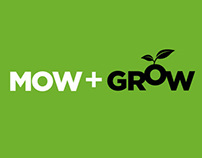 Mow + Grow