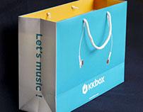 KKBOX gift design