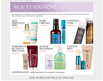 Beauty.com Web Graphics