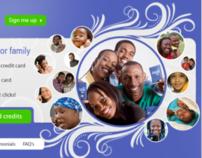 Tigo Africa website