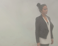 PROJET PERSONNEL (MODE) : FOG AND GIRL / November 2012