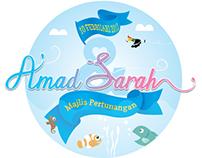 Amad & Sarah Album
