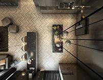 Interior Design for reception