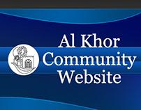 Al Khor Community Website