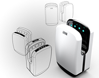 Hand Dryer Concept Design For TSJAVA 2010