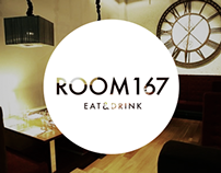 Room 167 Branding & Supports