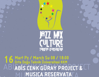 Jazz Mix Culture Poster