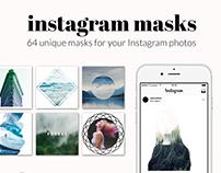 Instagram Masks