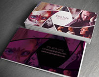 Photo Services // Business Card