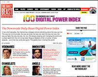 The Newsweek Daily Beast Digital Power Index
