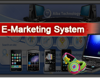 E-Marketing Website