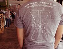 PAUL FEEDS T-SHIRTS