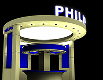 Philips - Exhibition Stalls