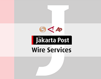 The Jakarta Post Wires Services