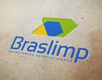 Braslimp - Branding