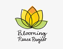 Blooming Peace Project Logo