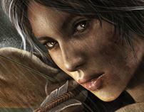Lara Croft ( Tomb Raider )