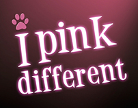 I Pink Different