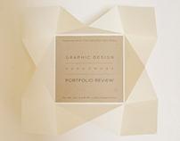 Portfolio Show Invitation