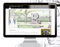 Unfinished Block P website design refresh