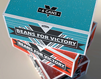 Beans for Victory — Heinz Baked Beans