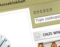 Scholte Klokken - webshop
