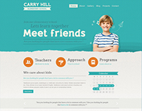 Carry Hill | School Template