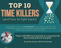 Top 10 Time Killers