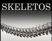 SKELETOS alphabet