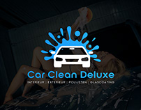 Branding Design for Car Clean Deluxe