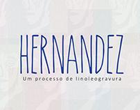 Hernandez | Linoleogravura
