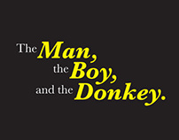 The Man, the Boy and the Donkey - Story