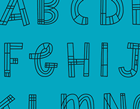 Whimsy: Type Specimen Book