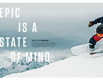 Snow+Rock - Creative Director
