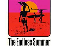 Endless Summer Banner Ad Design