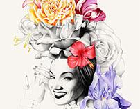 Carmen Miranda - Hercules Magazine