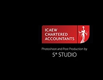 ICAEW - Corporate Photography