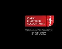 ICAEW - Corporate Photography